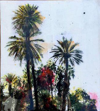 Palmbomen van Studio Blomm