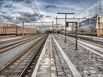 Station Zutphen van Eddy Boerman