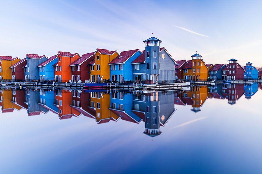 Reitdiephaven, Groningen van Ton Drijfhamer