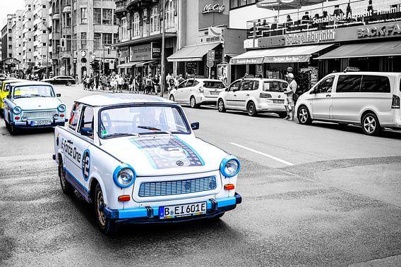 Trabant Safari in Berlijn