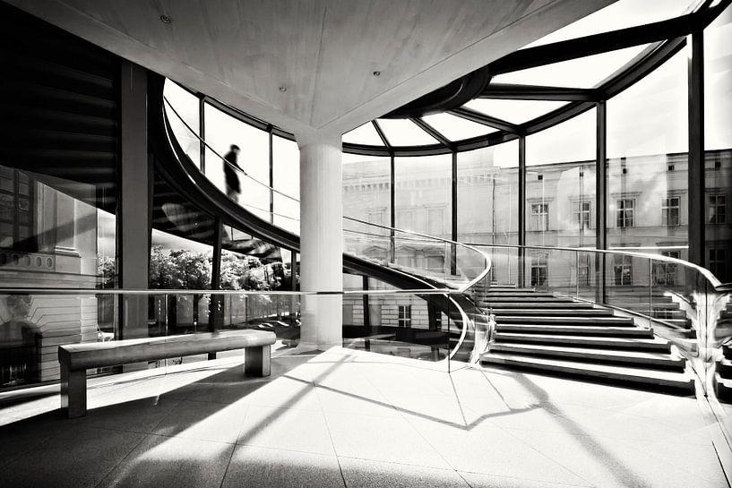 Berlin – German Historical Museum / I. M. Pei Building van Alexander Voss