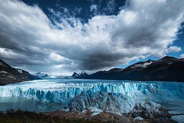 Perito Moreno Gletscher Patagonien von