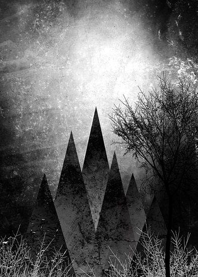 TREES VIII-b van Pia Schneider