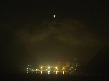 Cristo Redentor Rio de Janeiro van Maarten Heijkoop