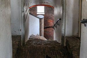 Wenteltrap in Basiliek te Oudenbosch van