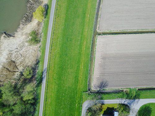 Classic Dutch fields van