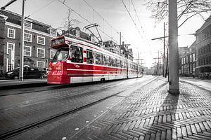 rode tram