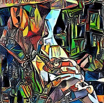 De fluitist van zam art