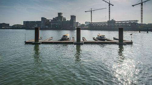 Watertaxi,Rotterdam von