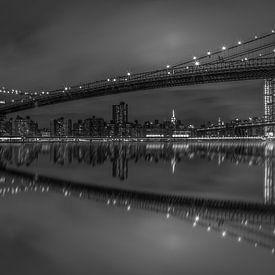 Manhattan New York van Rene Ladenius