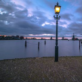 Hollands Tafereel Zaanse Schans van AdV Photography