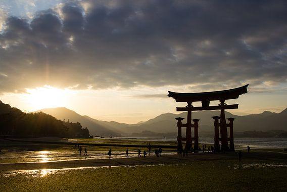Itsukushima-shrijn, Miyajima, Japan