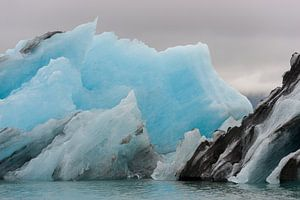 gletsjerijs van