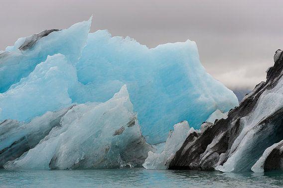 gletsjerijs van Richard van der Hoek
