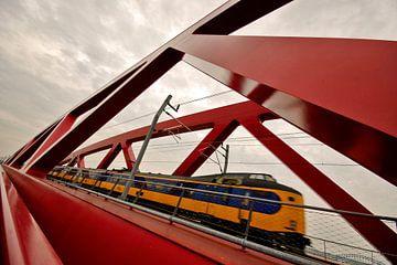Zwolle - Hanzeboog bij Hattem van Maarten de Waard