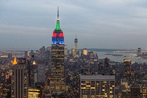 Empire State Building, New York van