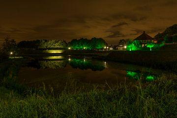 Vestingstadje Nieuwpoort (ZH) von Kees van der Rest