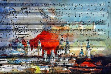 Mozart in Salzburg van