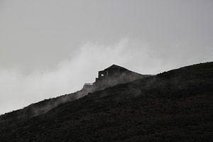 Huis in de wolken von Leanne de Blok