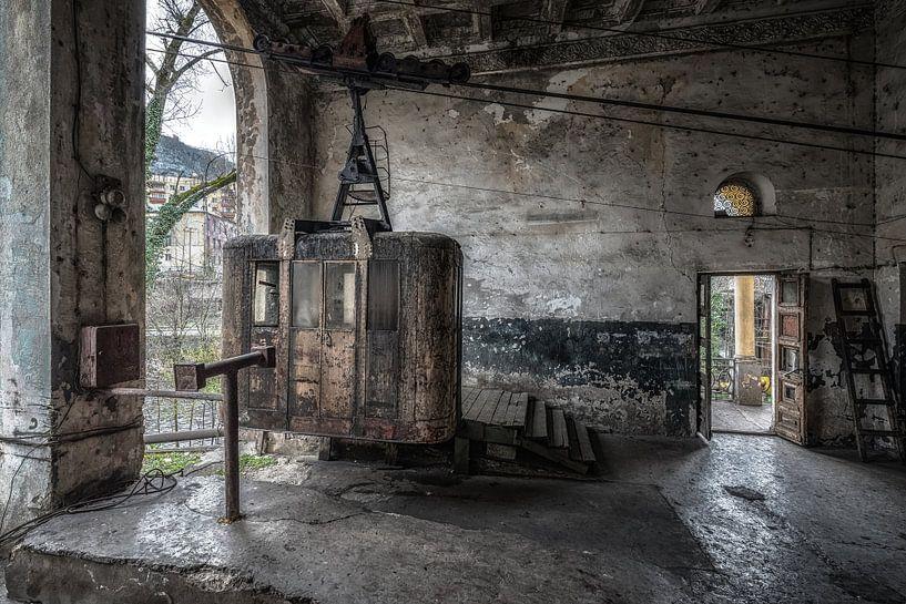 Alte Seilbahn von Maikel Brands