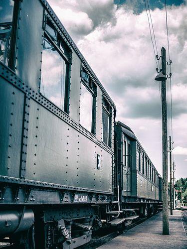 Treinwagons van
