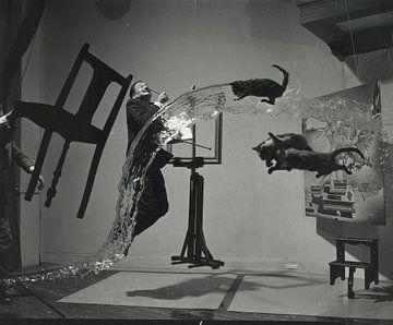 Salvador Dali, Philippe Halsman
