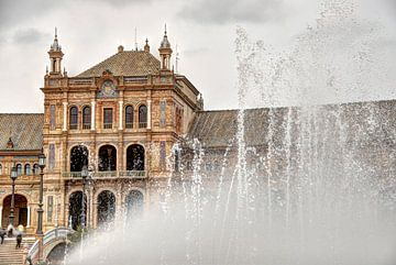 Plaza de España von Rene Albers