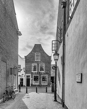Benschopperstraat 10, vanuit de Schapenstraat, IJsselstein. van Tony Buijse