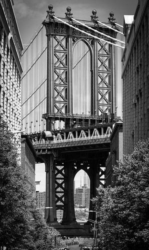 New York   Manhattan Bridge van Kurt Krause