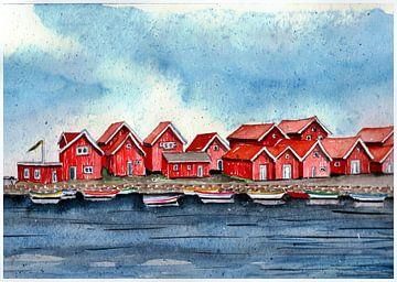 Öckerö Island van Thomas Suske