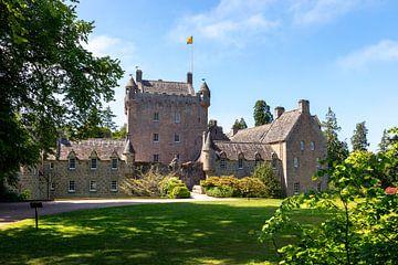 Cawdor Castle in den Schottischen Highlands von Jürgen Wiesler