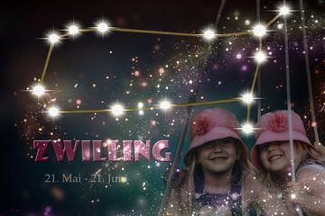 Sternzeichen - Zwilling von Christine Nöhmeier