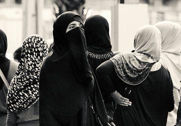 Muslima in Bangkok sur Kim Verhoef