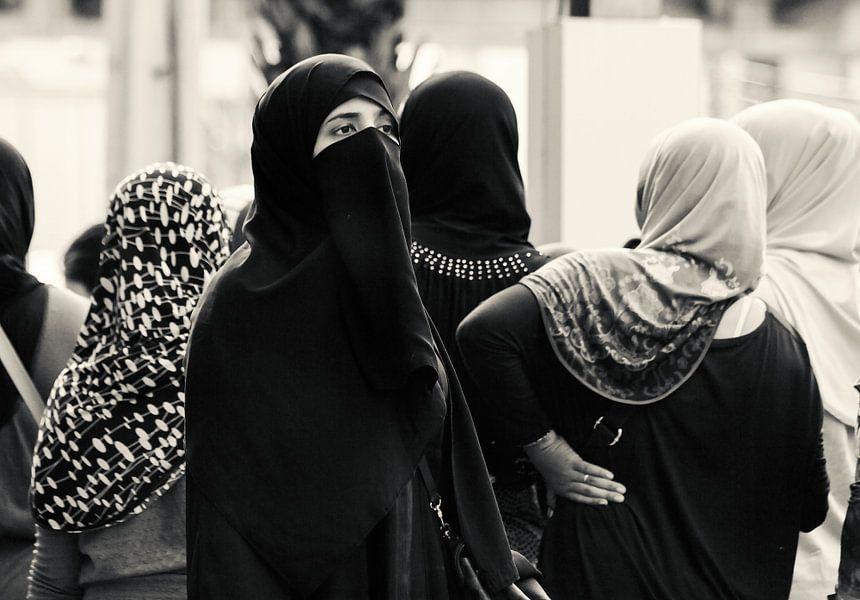 Moslima in Bangkok van Kim Verhoef