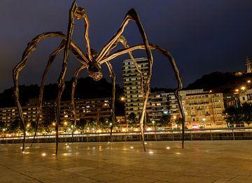 L'araignée de Bilbao sur Ineke Huizing