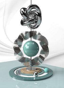 Silber Ornament 1 von shoott photography