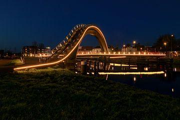 Melkwegbrug te Purmerend van FotoBob