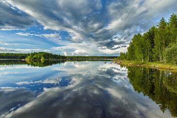 Suède, Storsjön