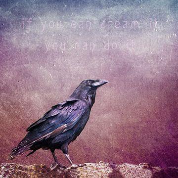 The spirit of the raven von meinFarbentanz