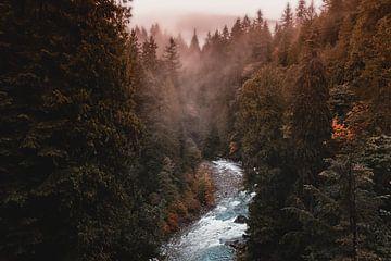 Vancouver, Canada van Colin Bax