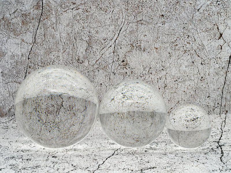 Glaskugeln von Andreas Müller