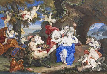 Bacchus et Ariane sur Naxos1700s