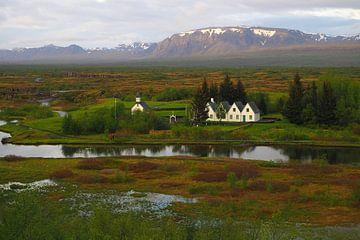 Tingvellir; In het hart van IJsland van Wilco Berga
