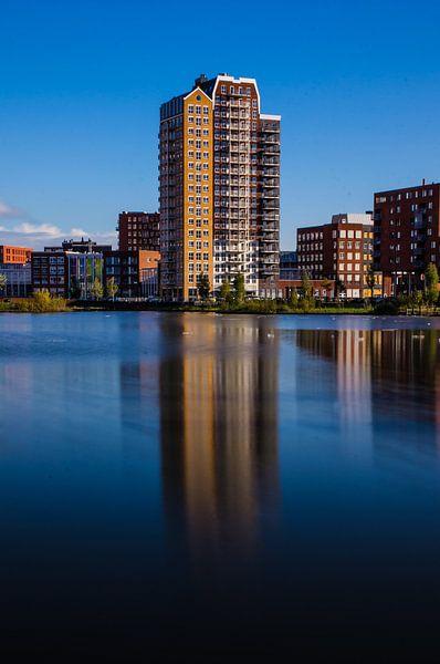 Aqua Woontoren Zoetermeer Oosterheem van Ricardo Bouman | Fotografie