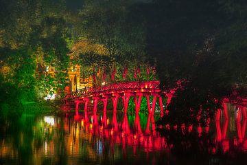 Hanoi, Vietnam van Jaap van Lenthe