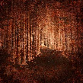 Forêt rouillée sur Joske Kempink