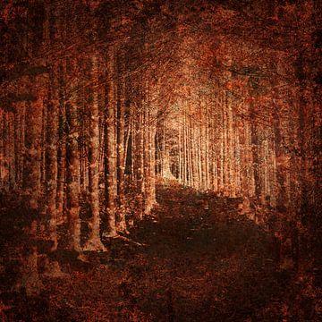 Forêt rouillée