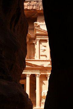 Petra - Jordanien von Rob Hansum