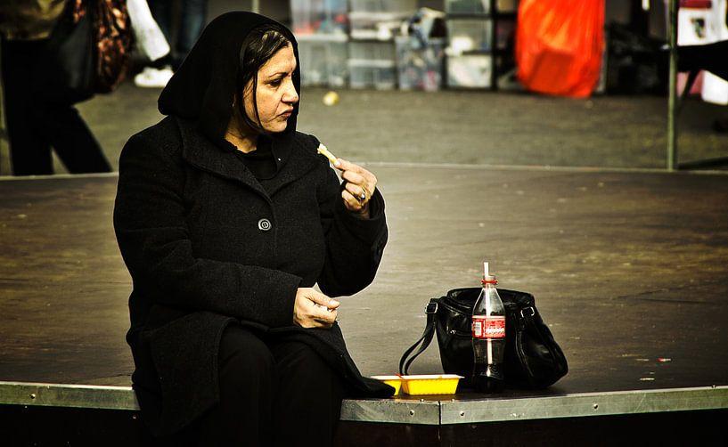 Coca Cola van Kim Verhoef
