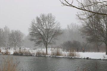 Winterlandschaft von Rosalie Broerze